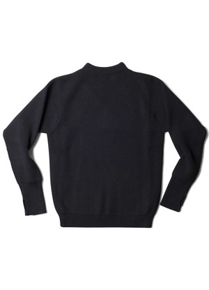 ANDERSEN - ANDERSEN / SAILOR CREWNECK[BLACK]