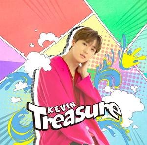 KEVIN 1st MINI ALbum「Treasure」