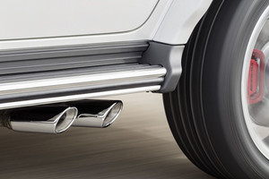 AMG New G63  Exhaust