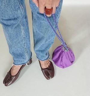 足袋 フラットシューズ 2色