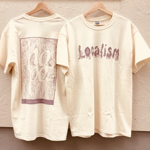 """hope""""LOCALISM""""Tee 2020 new colour"""