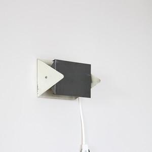 Bracket lamp / J.J.M Hoogervorst for ANVIA Almelo Holland
