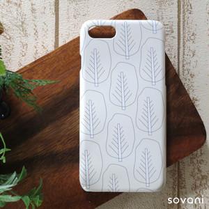 北欧 森の木々たち スマホケース/スマホカバー iPhone/android/Galaxy/Xperia/AQUOS