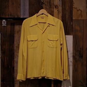 1940 - 50s Pilgrim Rayon Shirt