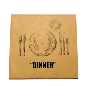 "MIXCD (by DJ USkey) ""DINNER"""