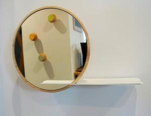 Mirror(MV cloak Mirror S シェルフ部、付属)