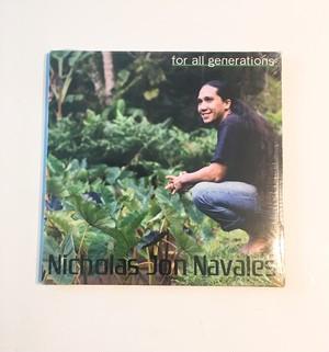 CD   Nicholas Jon Navales 【for all generations】