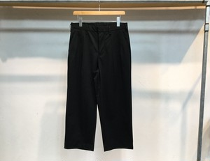 """CURLY""""ADVANCE WIDE TROUSERS BLACK"""""""