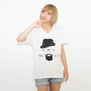 Who am I ? - Tシャツ