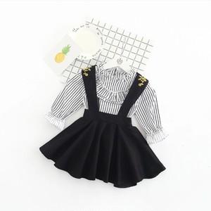 ブラウス×刺繍スカート セット