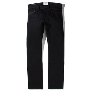RUDE GALLERY BLACK REBEL Road Jack-1 DENIM PANTS
