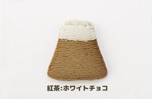 フジヤマクッキー 3枚入り 紅茶