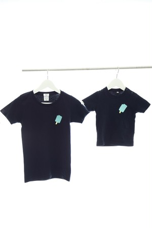 SALE|アイスキャンディー刺繍ベビーTシャツ