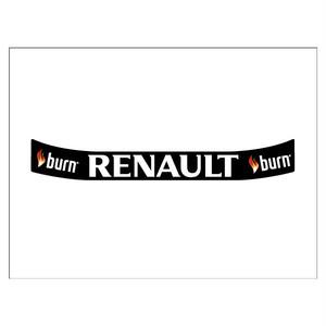 ヘルメット バイザーステッカー ロータス RENAULT-2013 アライ Arai GP-5・GP-5S・SK-5・GP-6・GP-6S・SK-6ヘルメット対応