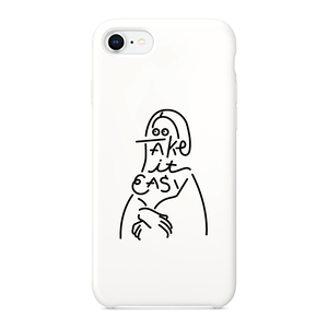 【mona lisa】 phone case (iPhone / android)