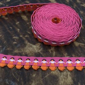 台湾チロルテープ_1.5×90cm_Pink&Orange