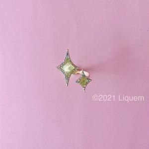 Liquem / キラキラemojiリング(パウダーラメ)