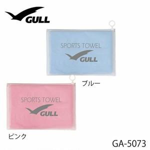 GA-5073 ガル GULL SPORT TOWEL スポーツタオル メンズ レディース Mサイズ 吸水性 速乾性 ブルー ピンク