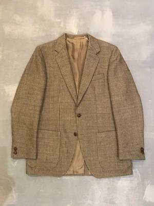 SCHULZE Tweed Tailored Jacket [G-290]