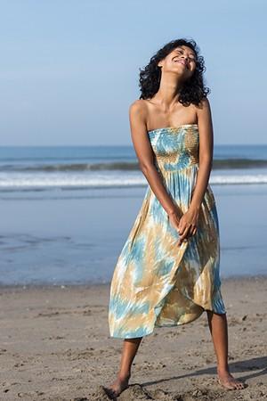 【Q HEART】Nusa dua long dress