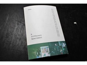 【ZINE】A Different Apartment /Sayuri Nishiyama and 小島早貴