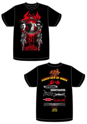 【限定33セット 予約受付1月24日まで!】CxPxS&SHOOTMASTER Tシャツ+7inchレコード セット