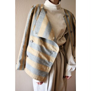 Vintage stripe jacket by Christian Dior