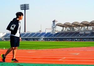ARIGATO OKUMA キャンパストートバック