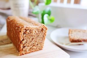 豆乳と紅茶のしっとりパウンドケーキ(グルテンフリー)1本(V)