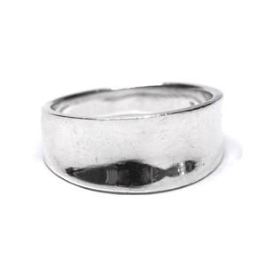 Vintage Sterling Silver Modern Ring