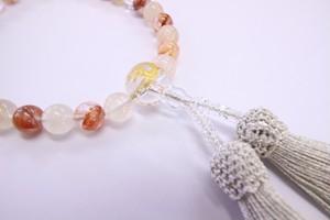 天然石で作った念珠