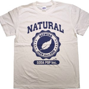 NATURAL T white 値下げ!!