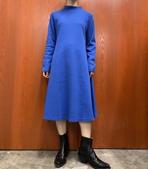 1990s The Paragon  high neck thermal one-piece 【S】