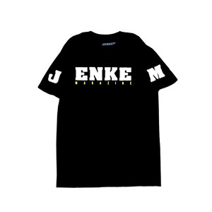 JENKEM - HORTY RIP-OFF TEE (Black)