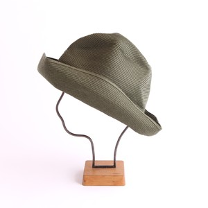 mature ha./BOXED HAT 101 khaki