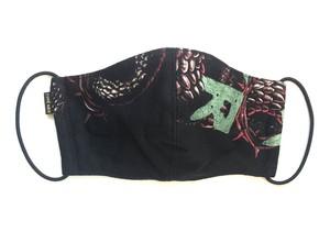 【COTEMER マスク 日本製】BAND PRINT MASK M0508035