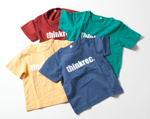 THINKREC. Kids T-shirts