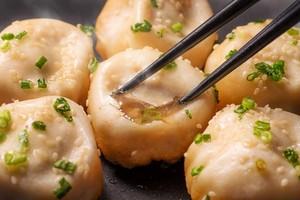(送料無料)40個セット 冷凍呉氏焼き小籠包 本番の味!!上海名物 冷凍クール便で発送 自宅でも気軽に食べられます