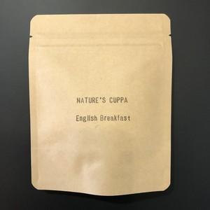 ネイチャーズカッパ イングリッシュブレックファースト 6ティーバッグ (98%カフェインフリー)