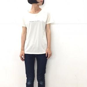 My pace Tシャツ ( ナチュラル )