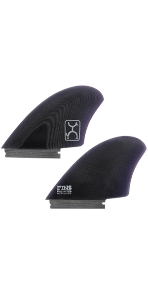 Rob Machado KEEL FIN 【DARK PURPLE】