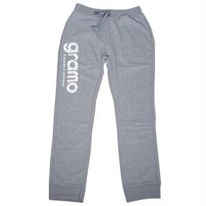 スウェットパンツ「SLASH2-pants」(グレー/SWP-006)