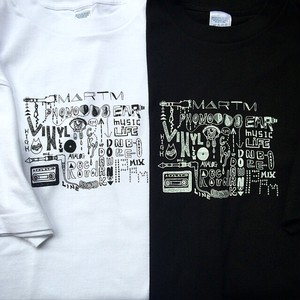 Music Life Words TEE