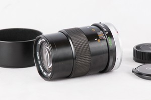 Canon FD 135mm F3.5 SC MF レンズ