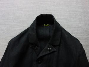 frenchvictorians frockcoat / blackherringbone