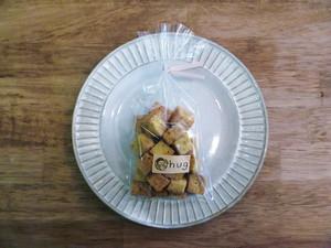 カリカリ豆乳ラスク