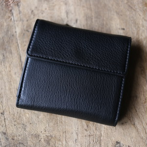 TOMO NARIAI for UNIVERSAL PRODUCTS BASIC WALLET [BLACK]