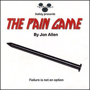 ついに判明!!究極に安心なロシアンルーレット〜ペイン・ゲーム〜The Pain Game by Jon Allen