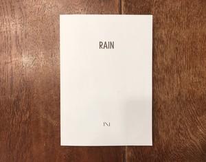 RAIN【新品】