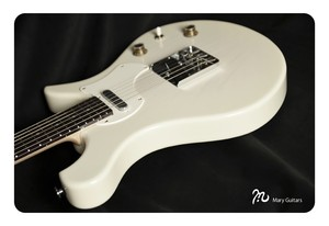 Disco Roots-T2 Olympic White Burst